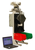 Small Component Quality Test System -- NDT Drop Test Fixture
