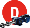 Dosing Pump -- Group D - Range MDP - Image