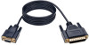 Null Modem Serial DB9 Serial Cable (DB9 to DB25 F/M), 6-ft. -- P456-006 - Image