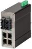 106FX2 MDR Unmanaged Industrial Ethernet Switch, SC 15km -- 106FXE2-SC-15-MDR -Image