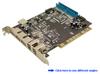 FireWire/1394a+USB 2.0+SATA+ATA/133 Combo PCI -- PC420