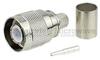 SC Male Connector Crimp/Solder Attachment For RG213, RG8, RG215 Cable -- SC2200 -Image