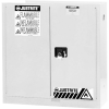 Hazardous Liquid Safety Storage Self-Close Cabinet -- CAB25452-WHITE