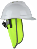 Ergodyne Glowear 8006 High-Visibility Lime Universal Polyester Neck Shade/Shield - Inner Cap/Hat - 720476-29063 -- 720476-29063