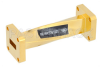 WR-42 90 Degree Waveguide Twist With a UG-595/U Flange Operating From 18 GHz to 26.5 GHz -- PE-W42TW1001 -Image