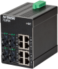 712FX4 Managed Industrial Ethernet Switch, ST 40km -- 712FXE4-ST-40 -- View Larger Image