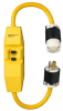 Pass & Seymour® Portable In-Line Ground Fault Circuit Interrupter -- 1594TL2M