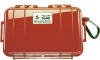 Pelican 1040 Micro Case - Red with Black Liner -- PEL-1040-025-170 -Image