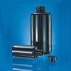 Teflon Opaque Narrow Mouth Bottles -- 76064
