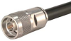 RF Coaxial Cable Mount Connector -- 11N-50-7-5 -Image