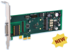 PCIe Carrier Card for AcroPack® or mini-PCIe Mezzanine Modules, One Slot -- APCe7010