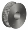AT10 Series - Nylon Timing Pulley -- Double Flange - Image