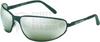 Harley Davidson HD513 Safety Glasses with Matte Black Frame -- HD513