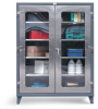 Clearview Model Cabinet, Stainless Steel -- 46-LD-244-SR-SS