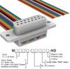 D-Sub Cables -- M7OXK-1506R-ND -Image