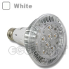 PAR30 LED Bulbs 60 Degree, 11W - White -- LB-GL-P30-60-W