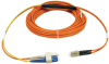 Fiber Optic Mode Conditioning Patch Cable (SC/LC), 4M (13-ft.) -- N424-04M