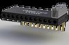 Micro PS1_PS2 Series Strip Connectors - Single Row Horizontal Thru-Hole - Type CC - Image