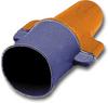 3M O/B+ Performance Plus Twist Wire Connector, 22-12 AWG, Orange/Blue -- 37080 - Image