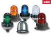 LED Hazardous Loc Flashing Light w/XLT -- 191XL-120-240C