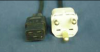 Power Cord BS546 to C19 -- 4010015-00 - Image