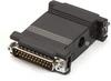 Async/Sync RS232 Repeater DB25 M to DB25 F -- ME001A-R2