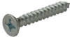Flat Head Steel Screws -- 135170