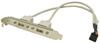 Dual USB 2.0 Connector w/ Bracket -- 85-670
