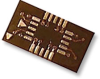 PLCC-to-16-Pin DIP Adapter for Motorola MC12009 & Other Microprocessors - Image