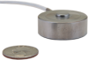 Model 53 Load Cell: 2,000 lb, 15 °C to 70 °C [60 °F to 160 °F] temperature compensation, non-amplified (mV/V), Teflon® cable, 1,5 m [5 ft] cable length, radial electrical exit ori -- 060-0238-10