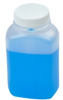 Polyethylene Wide Mouth Oblong Bottles -- 66560