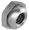 Equalizing Hex Head Nuts