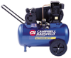 Campbell Hausfeld 20-Gallon Cast-Iron Air Compressor -- Model VT6290