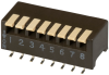 DIP Switches -- CT3100TR-ND -Image