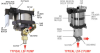 Chemical LSF Series Pump -- LSF60 -- View Larger Image