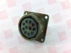 ITT MS3112E18-11S ( (PRICE/EA) CIRCULAR CONNECTOR, RECEPTACLE, SIZE 18, 11 POSITION, BOX; MILITARY SPECIFICATION:MIL-DTL-26482 SERIES I; CIRCULAR CONNECTOR SHELL STYLE:BO ) -Image