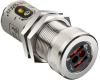 Photoelectric proximity sensor for adaptation of fibre-optic cables -- FMS 30-44 UT-60 -Image