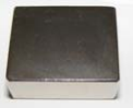 Rare-earth magnet, square example