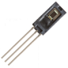 HIH-4000 Series integrated circuit humidity sensor, 1,27 mm [0.050 in] lead pitch SIP -- HIH-4000-002