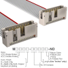 Rectangular Cable Assemblies -- M3KKK-1636J-ND -Image