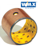 Acetal Lined Wrapped Plain Bearings -- Metric Bearings