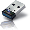 Micro Bluetooth® USB Adapter -- TBW-107UB (Version v2.0R)