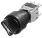 Illuminated Selector Switch With Knob, Oil-Tight -- AH165-2PL - Image
