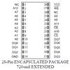 64k Nonvolatile SRAM -- DS1225AB - Image