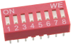 DIP Switches -- 418117170908-ND -Image