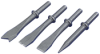Campbell Hausfeld 4 Piece Chisel Set -- Model MP287500AV