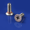 SEELSKREW® Type SFR Phillips Recessed Flat Head Screw -- 1/4-20UNC-2A - Image
