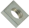 Square Roofing Nuts - Metric -- Square Roofing Nuts - Metric