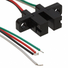 Optical Sensors - Photointerrupters - Slot Type - Transistor Output -- OPB829BZ-ND -Image