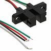 Optical Sensors - Photointerrupters - Slot Type - Transistor Output -- OPB829BZ-ND -Image